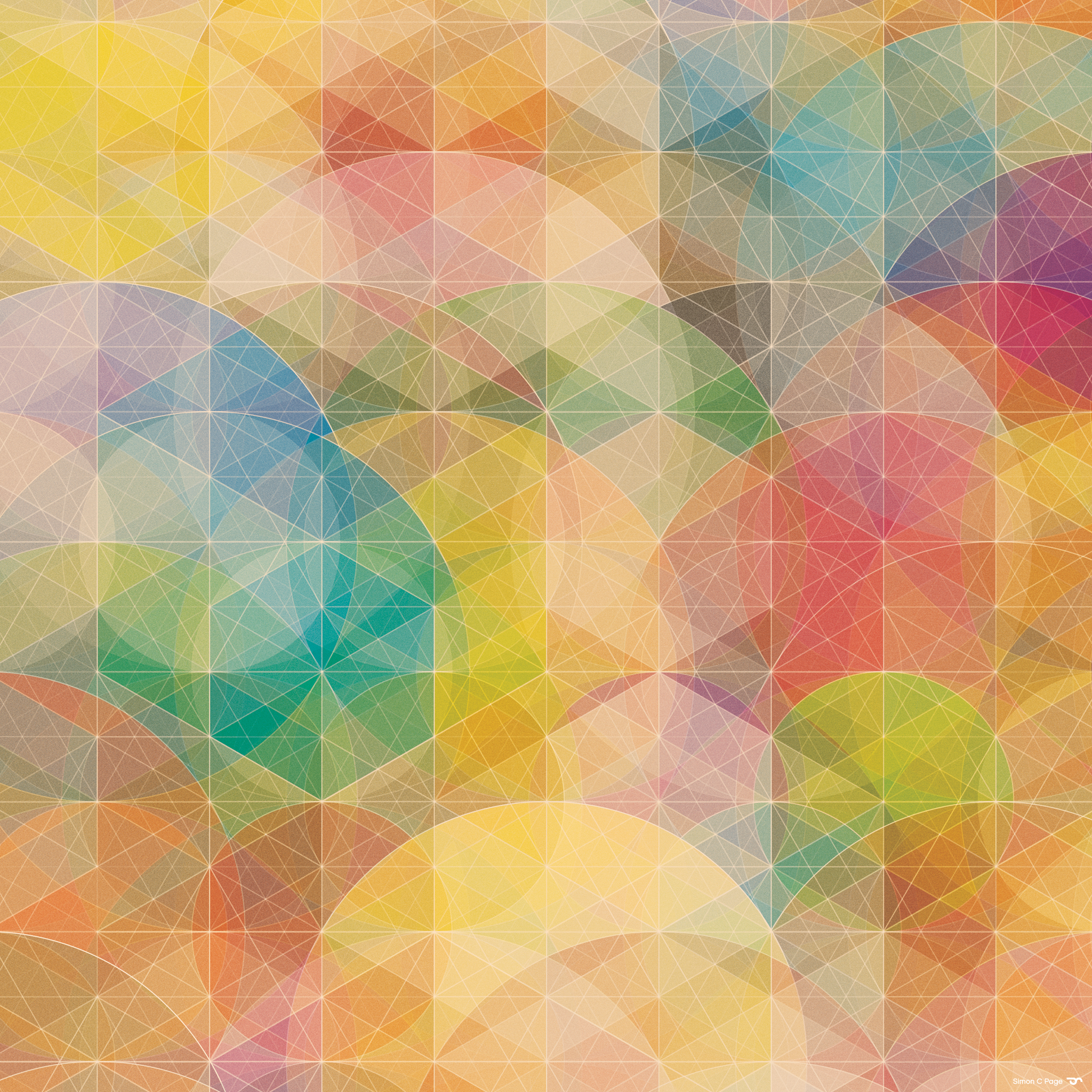 Download These 6 Gorgeously Geometric Retina Wallpapers For Your New