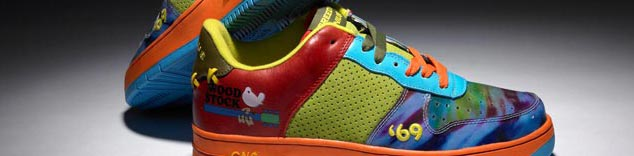 funky sneakers header
