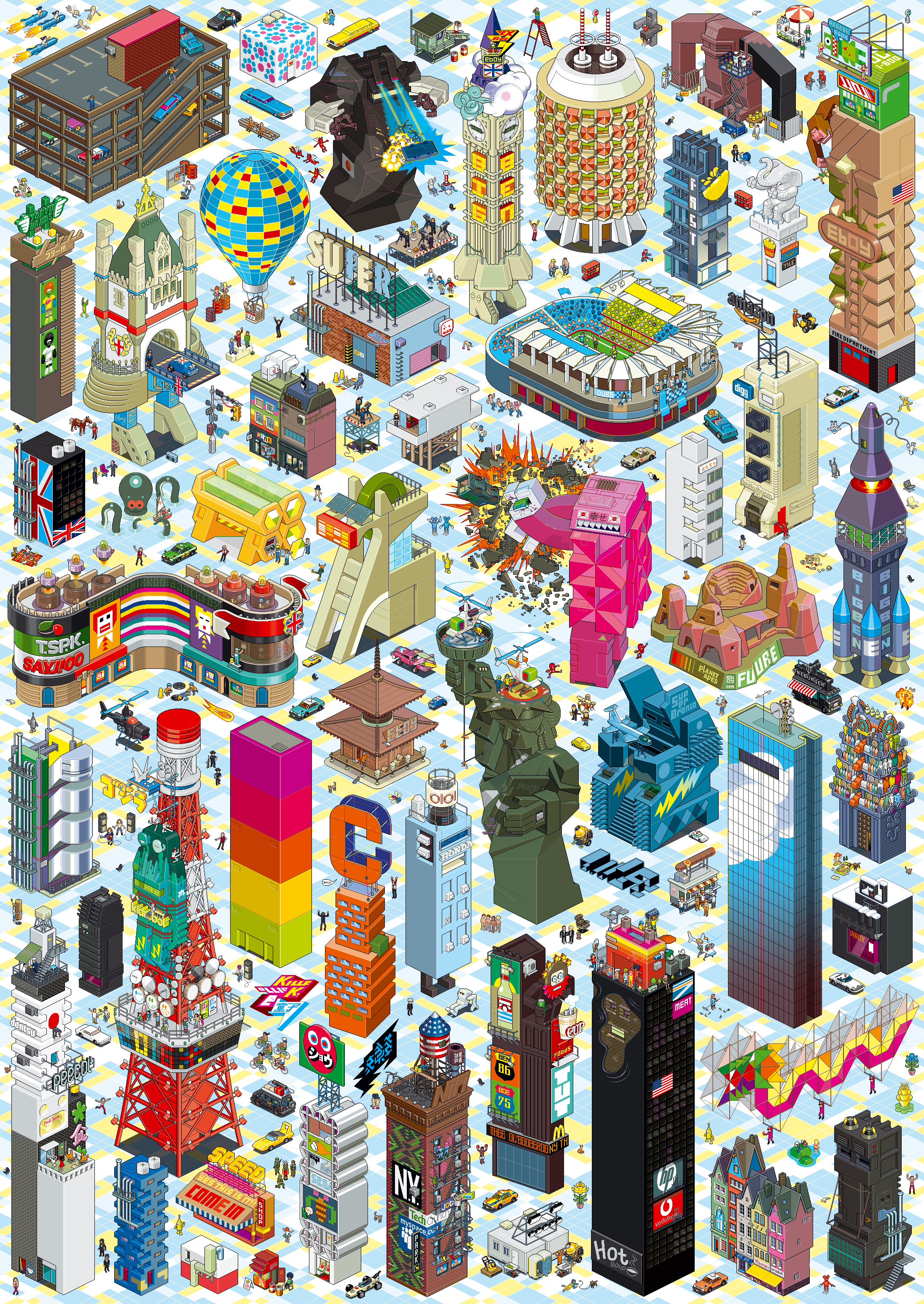 Pixel Art Gallery y Tutoriales muy copados. imperdible