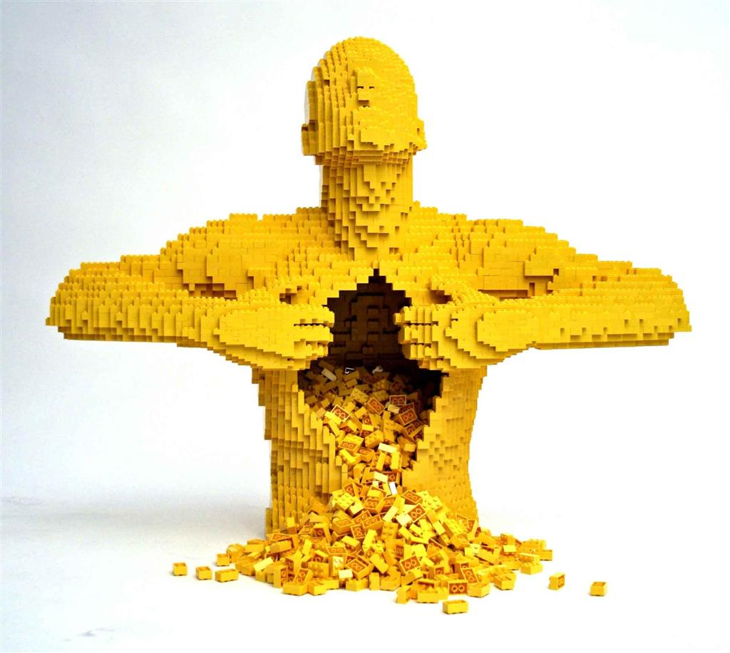Pics Photos Impressive Lego Creation