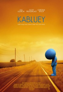 Of Designs From The Movies Poster For Kabluey With Desolate Road No Ones Else Around And Premonition Where Birds In Trees Me Are