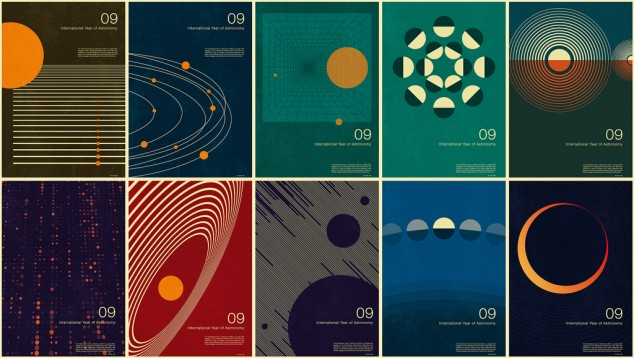 international year of astronomy prints