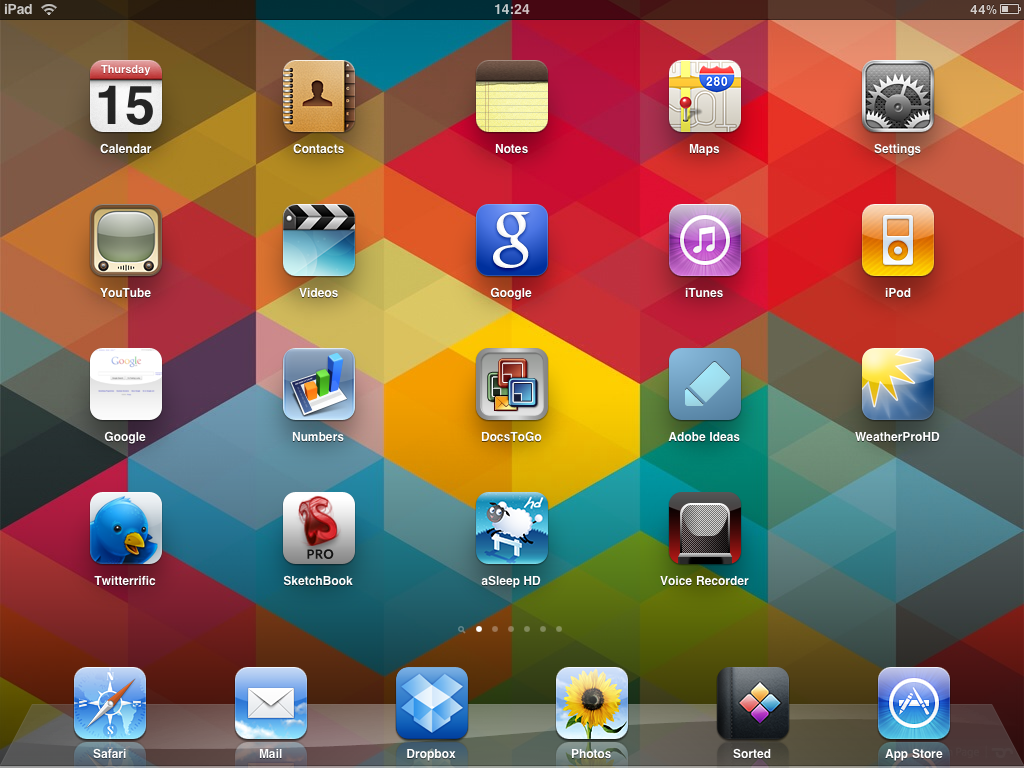 ipad home screen wallpaper the hippest