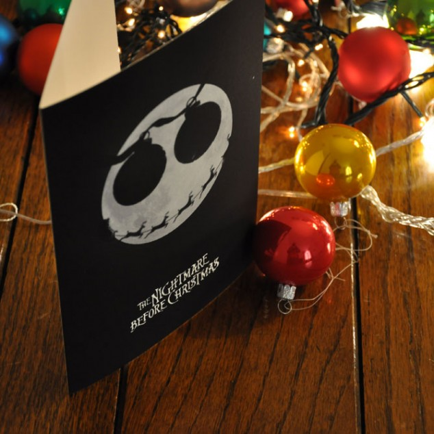 the nightmare before christmas card 4 634x634