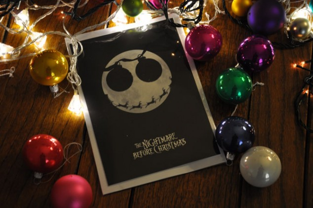 the nightmare before christmas card 9 634x421