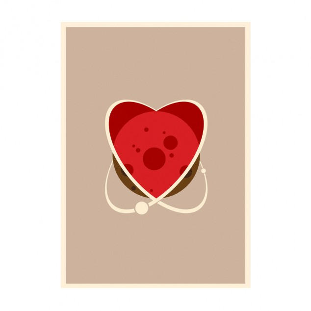 space-love-valentines-card